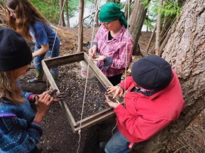 Long Bay archaeology weekend