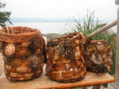 Kelp creations