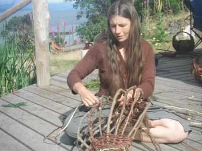 Recent Basket Workshop Creations