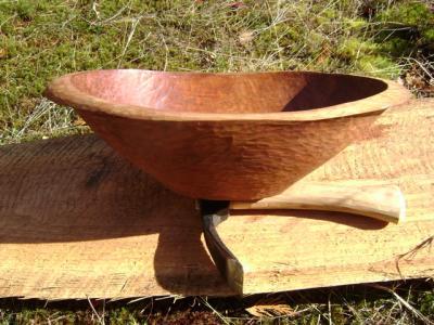 Alder Salad Bowl