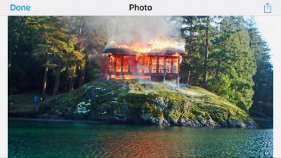 House Fire on Jedediah