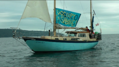 Occupy the Sabine: Karls Boat