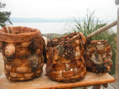 Bull Kelp Baskets