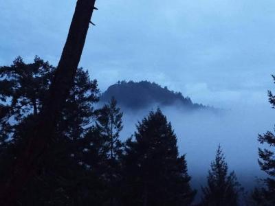 Gorgeous Mountain, Lucky us