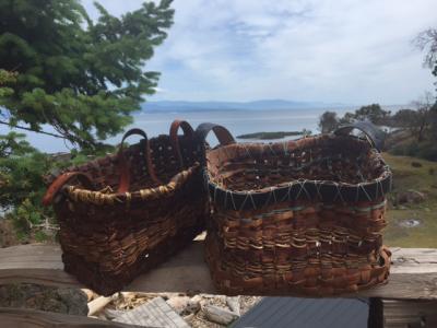 Mule Skinner Baskets