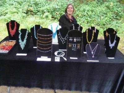 Jess Jewels at the market