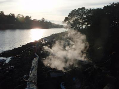 Fire in the Fagans 7-30-12