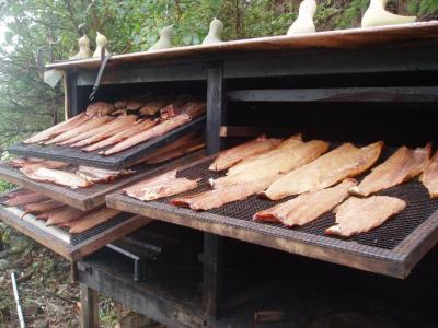 Smoked salmon anyone?