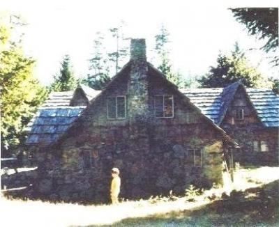 Stone House, Lasqueti Island