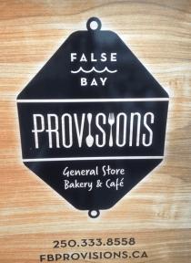 False Bay Provisions