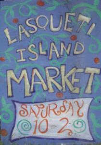 Lasqueti Market