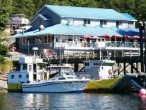 Lasqueti Island Hotel & Restaurant